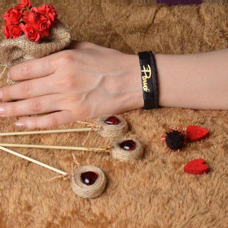 دستبند اسم پروا