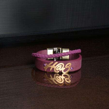 دستبند طلا جرم