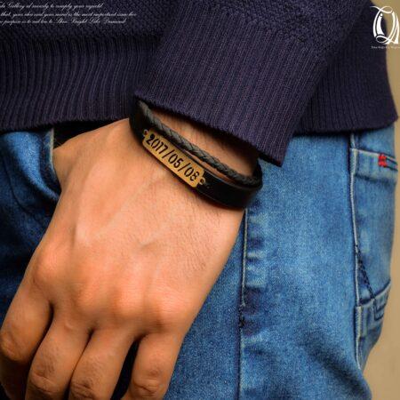 دستبند طرح تاریخ