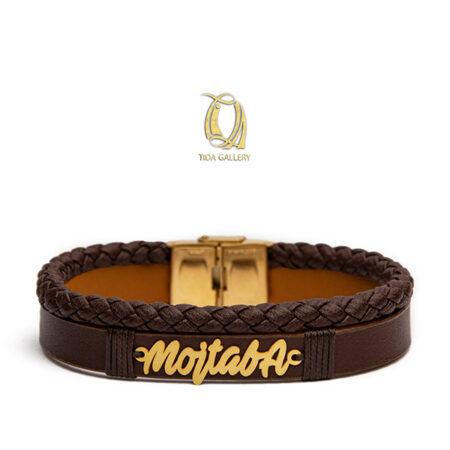 دستبند اسم مجتبی