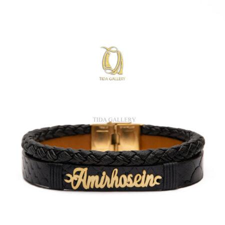 دستبند اسم لاتین امیرحسین